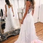 Finding the perfect cheap lace wedding dresses is probably the hardest part of planning a wedding