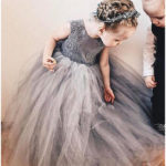 Who make the wedding more perfect? They are need lovely and cheap flower girl dresses too!