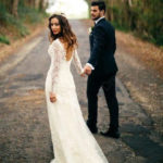 There are many high-quality beach wedding dresses you can buy on Vdressy, saving your time and money