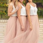 Whether to Wear What Kind of Bridesmaid Dresses to Worry About It !