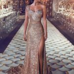 Vdressy is one of the online silver evening gowns shops that can meet your desires with customer-oriented service